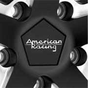 アメリカンレーシング AR922 ホットラップ サテンブラック/ミルド