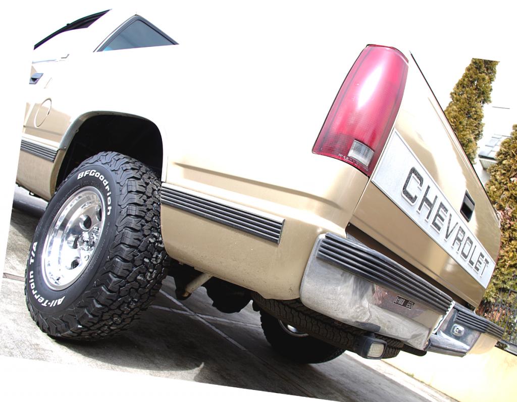 シボレー C-1500 x ウルトラ 164 ポリッシュ 15インチ