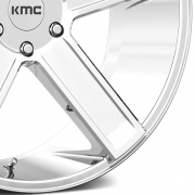 KMC KM702 デュース クローム