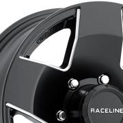 レースライン 855 マクサム ブラック/ミルド
