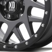 KMC XDシリーズ XD127 バリー 16インチ