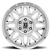 KMC ZD820 グリネード クロームPVD
