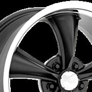 アメリカンレーシング VN338 BOSS TT テクスチャードブラック