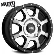 モトメタル MO970 EURO VAN グロスブラック/マシーン