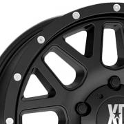 KMC XD820 グリネード サテンブラック