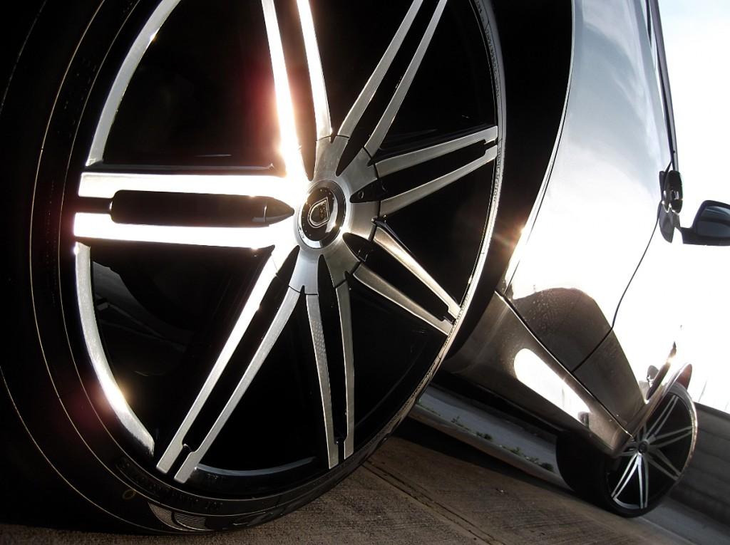 BMW X5×LEXANI JOHNSON2 22インチ