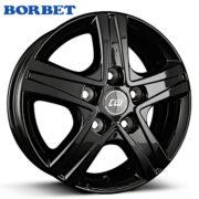 BORBET(ボルベット)CWD グロスブラック