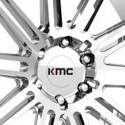 KMC KM707 チャンネル クローム