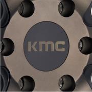 KMC KM704 ディストリクト トラック ブラックマシーン/ダークティント