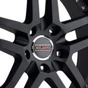 ミランニ 9012 カプリ サテンブラック