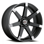 ミランニ 9042 スルタン ブラック/アントラジット