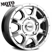モトメタル MO970 EURO VAN クロームPVD