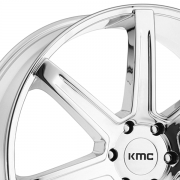 KMC KM700 リヴァート クロームPVD