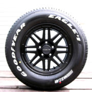 レースライン 944B アウトランダー x グッドイヤー イーグル# ナスカー「195/80R15」