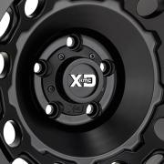 KMC XD129 ホールショット サテンブラック