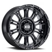 KMC XD829 ホス グロスブラック