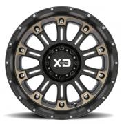 KMC XD829 ホス2 ブラックマシーン/ダークティント